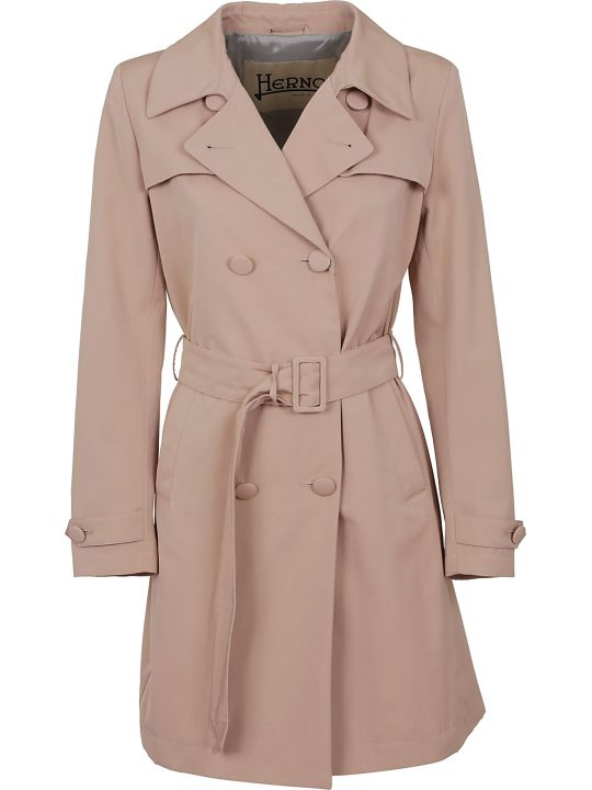 Herno Belted Trench Coat