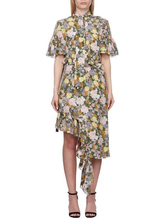 Rokh Floral Dress