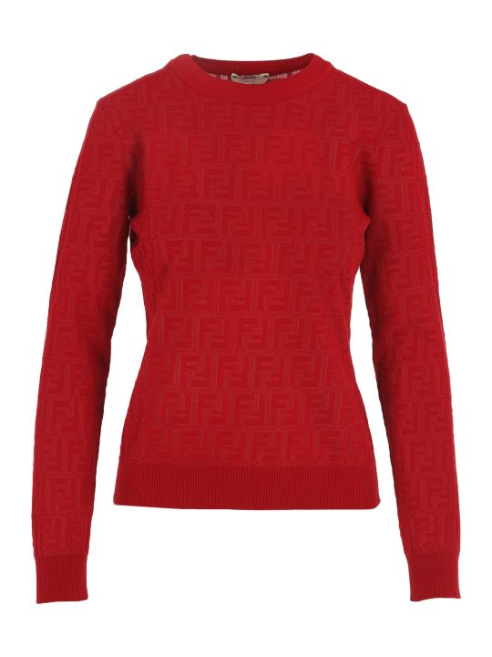 Fendi Monogram Sweater
