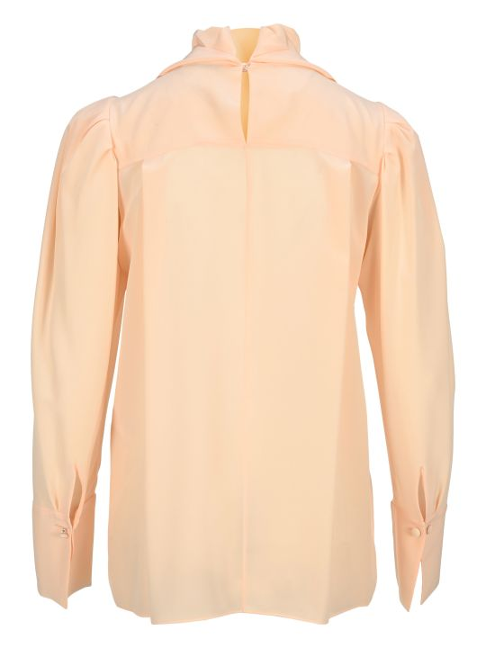 Givenchy Decorative Buttoned Blouse
