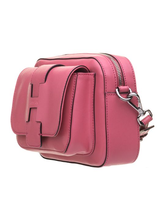 Hogan Fuchsia Crossbody Bag