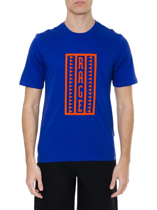 The North Face 92 Retro Raged Blue Jersey Cotton T-shirt