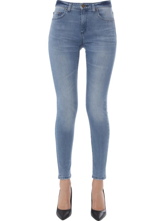 MICHAEL Michael Kors Skinny Fit Jeans