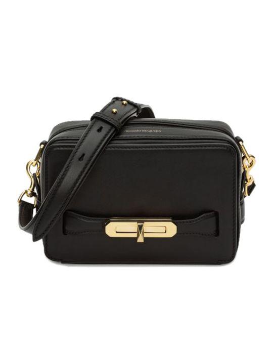 Alexander McQueen Small Lock The Myth Camera Bag