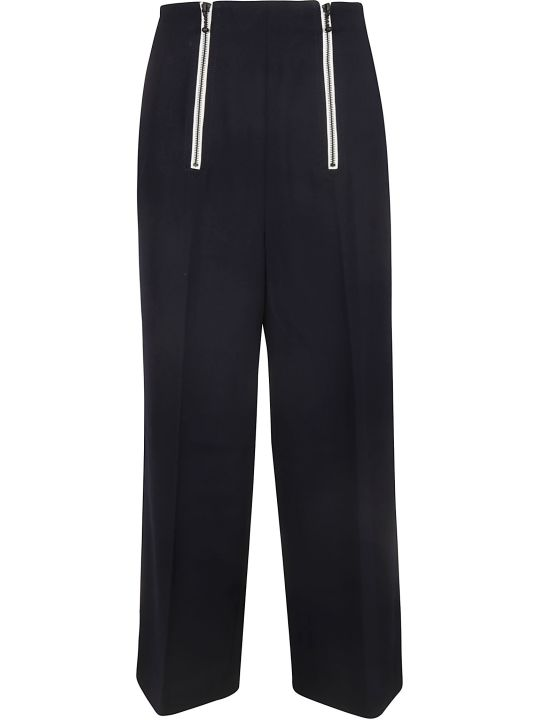 Y's Double Zip Trousers