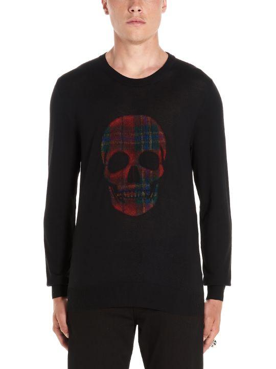 Alexander McQueen 'skull Check' Sweater