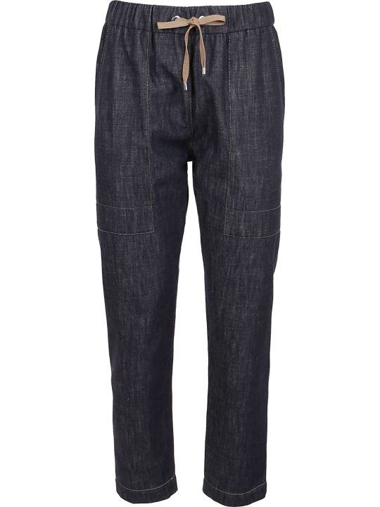 Brunello Cucinelli Panta Denim