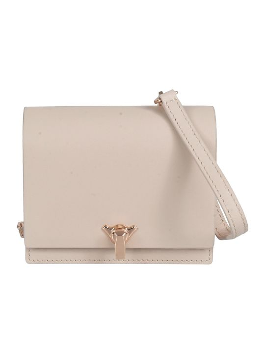 the VOLON Mini Chain Shoulder Bag