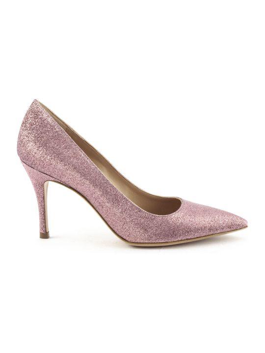 Roberto Festa Emma Pump In Pink Glitter