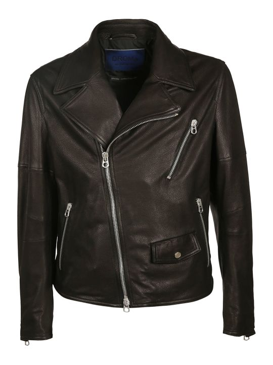 DROMe Drome Zip-up Biker Jacket