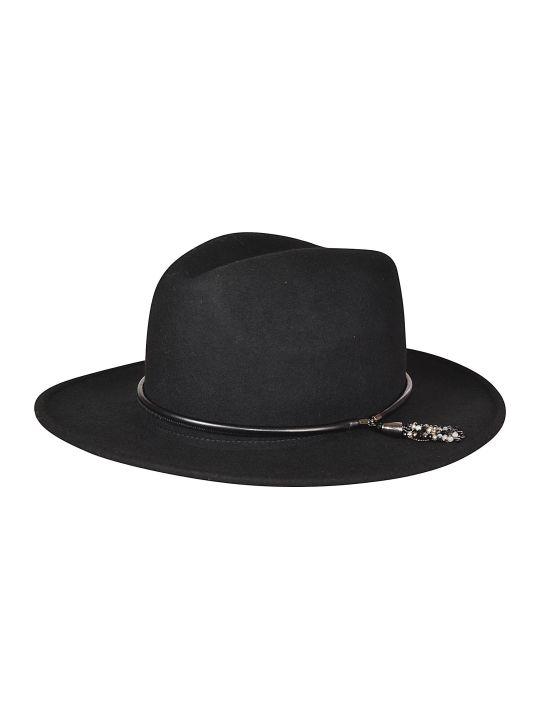 Peserico Embellished Hat