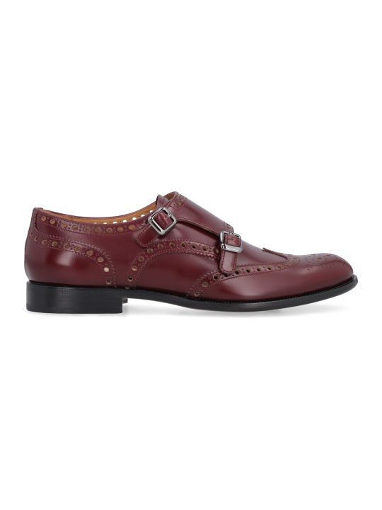 Church's Leather Monk-strap With Buckles