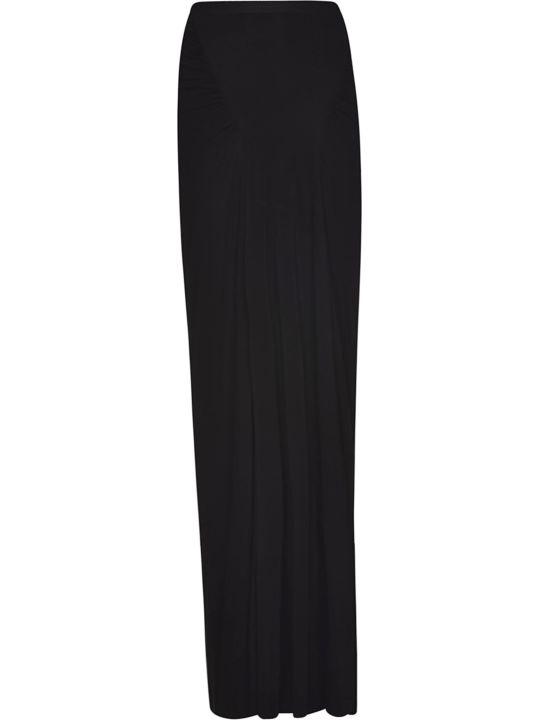 Rick Owens Lilies High Waist Skirt