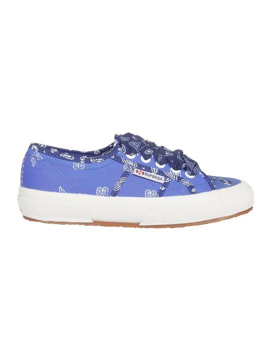 Alanui Bandana Sneakers