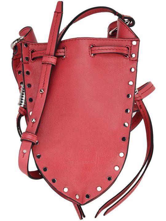 Isabel Marant Radji Studded Bucket Bag