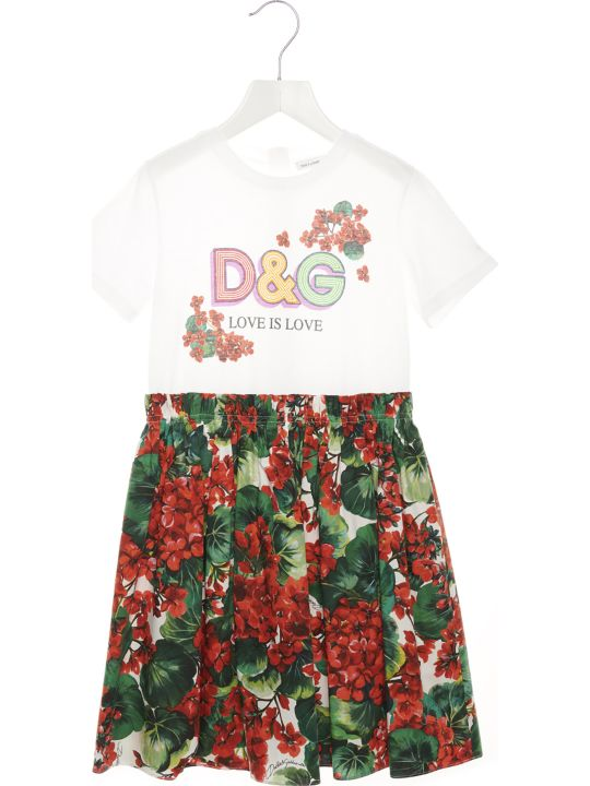 Dolce & Gabbana 'd&g' Dress
