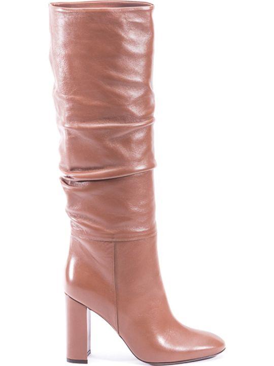 L'Autre Chose L Autre Chose Nappa Leather Boots