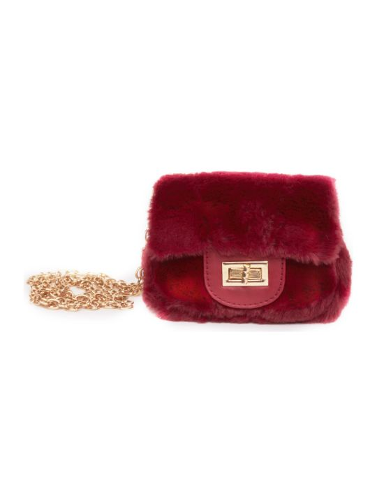 Monnalisa Eco-fur Bag