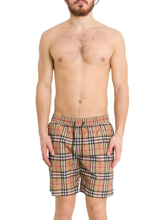 Burberry Heritage Check Swimshorts