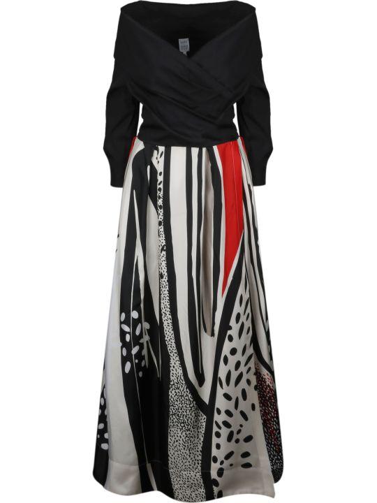 Sara Roka Zakira Long Dress