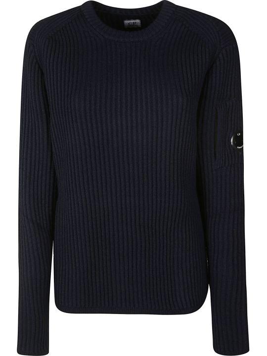 C.P. Company Crewneck Knit Sweater