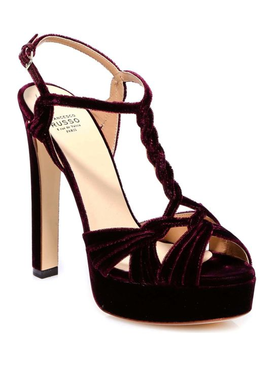 Francesco Russo Sandals