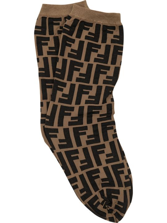 Fendi Ff Socks