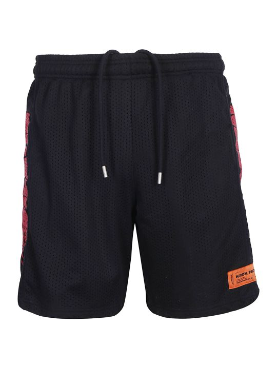 HERON PRESTON Basket Shorts