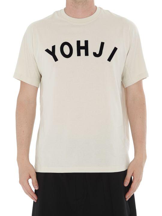 Y-3 Logo Yohji T-shirt
