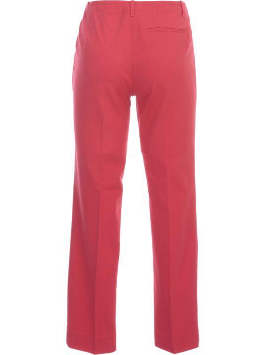 Emporio Armani Short Skinny Pants W/slit