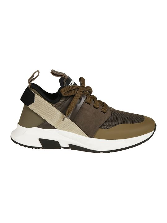 Tom Ford Yago Low Top Sneakers