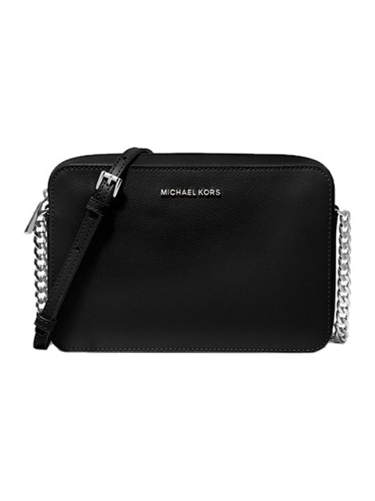 Michael Kors Jet Set Lg Ew Cross Body Argento