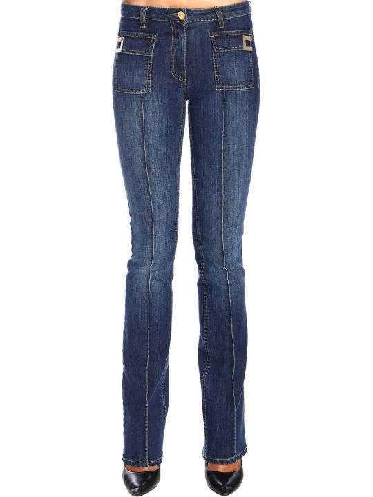 Elisabetta Franchi Celyn B. Elisabetta Franchi Jeans Jeans Women Elisabetta Franchi