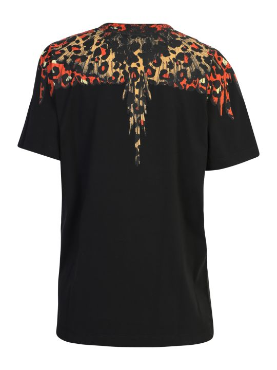 Marcelo Burlon Wings Print T-shirt