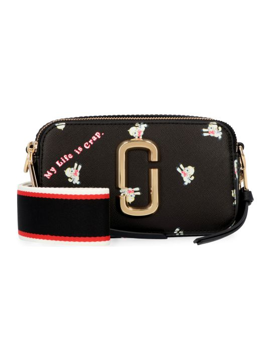 Marc Jacobs Magda Archer X The Snapshot Marc Jacobs Leather Camera Bag