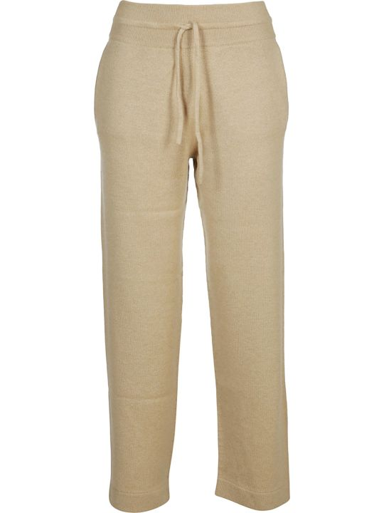 Agnona Knitted Track Pants