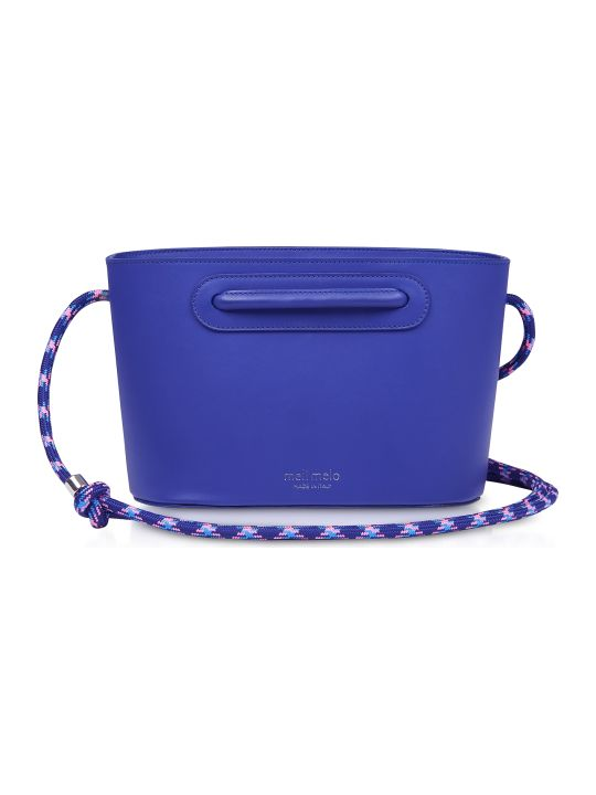Meli Melo Majorelle Blue Elsie Cross Body Bag
