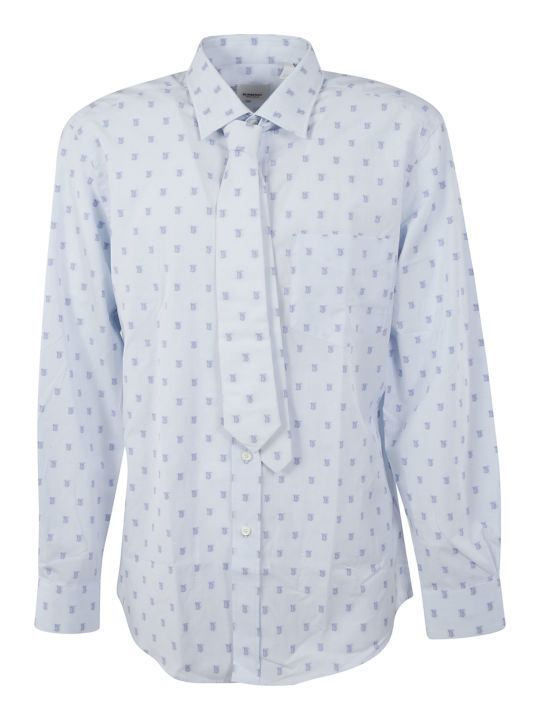 Burberry Printed Shirt