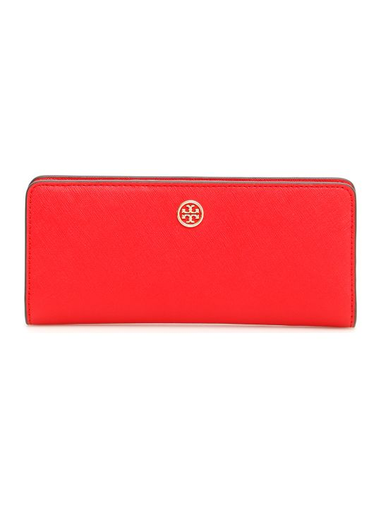 Tory Burch Slim Continental Robinson Wallet