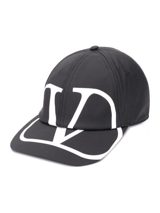 Valentino Garavani Baseball Hat V Logo