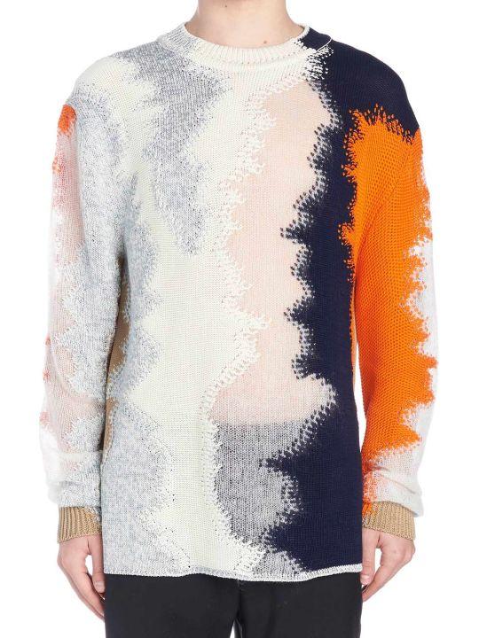 Jil Sander 'abstract' Sweater