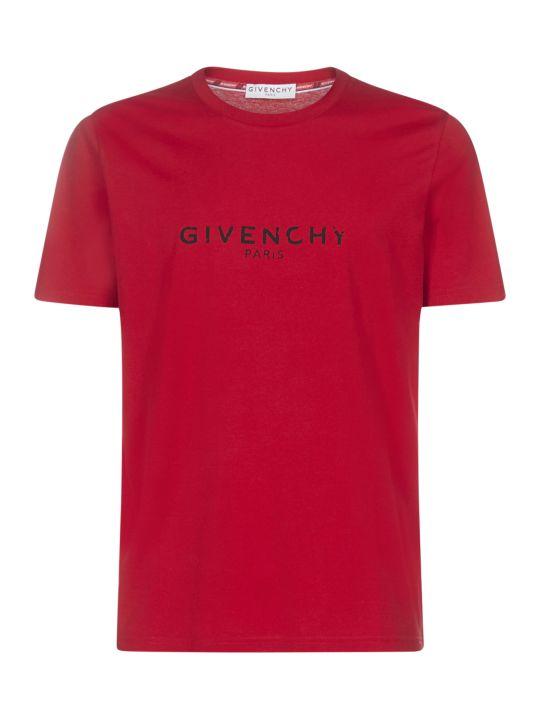 Givenchy Short Sleeve T-Shirt