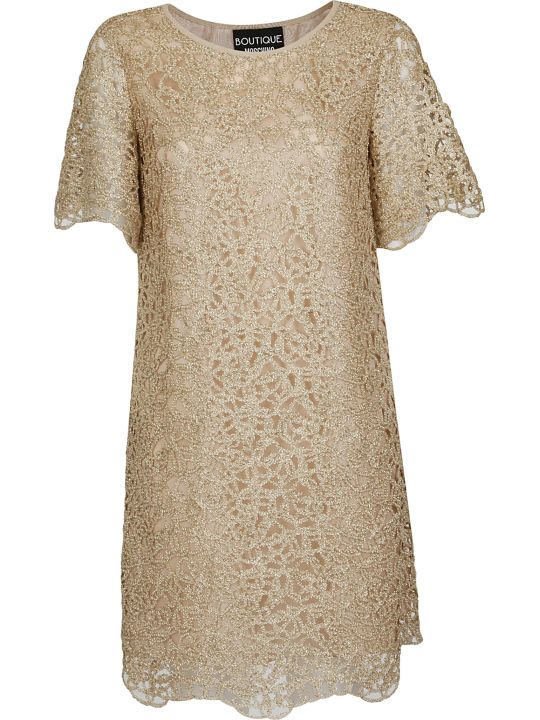 Boutique Moschino Flared Dress