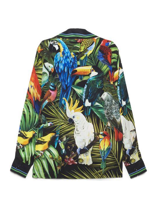 Dolce & Gabbana 'pappagallo' Shirt
