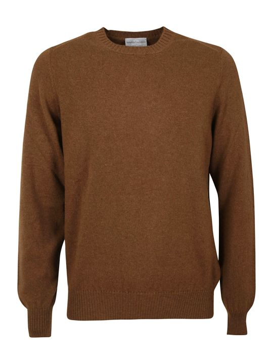 Settefili Cashmere Ribbed Sweater