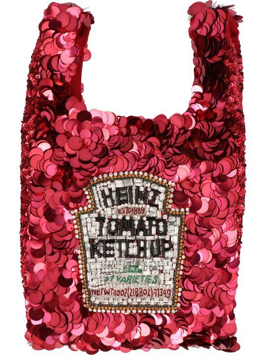 Anya Hindmarch 'anya Brands Ketchup' Bag