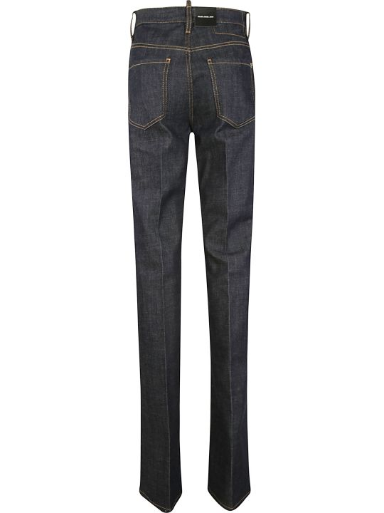 Dsquared2 Straight Long Trousers