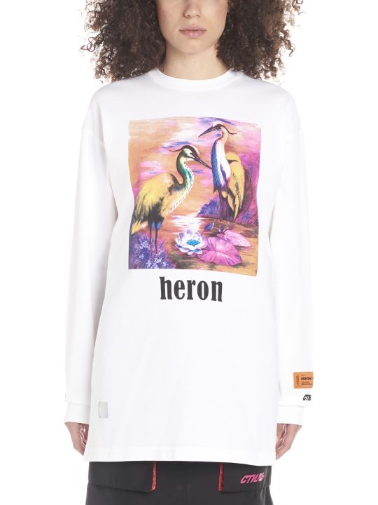 HERON PRESTON 'aironi' T-shirt