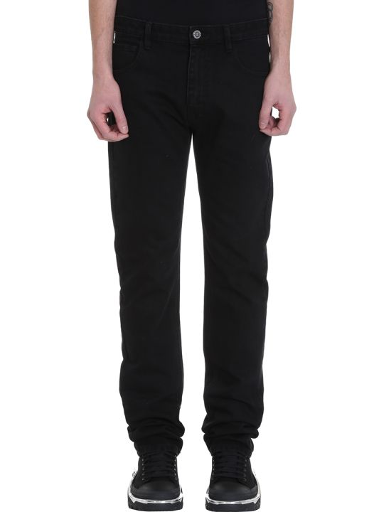Raf Simons Black Denim Jeans