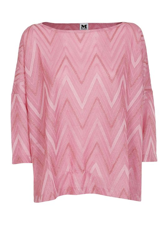 M Missoni Chevron Top